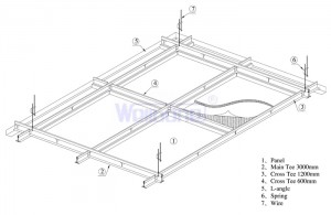 Drawings-KT-type-Lay-in-Ceiling-02